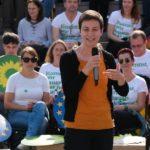 Los Verdes aspiran a transformar votos en poder