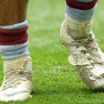 La historia tras las zapatillas más estropeadas de Inglaterra