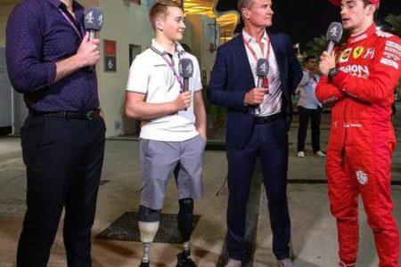 La estrella de la F1 es Billy Monger