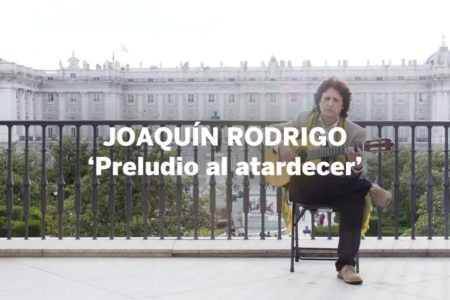Cañizares descubre una pieza inédita de Joaquín Rodrigo