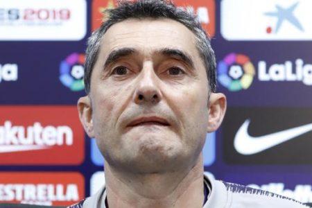Valverde reservará a sus cracks para el partido ante el Liverpool
