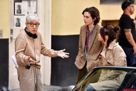 'Día de lluvia en Nueva York', de Woody Allen, se estrenará en España el 4 de octubre