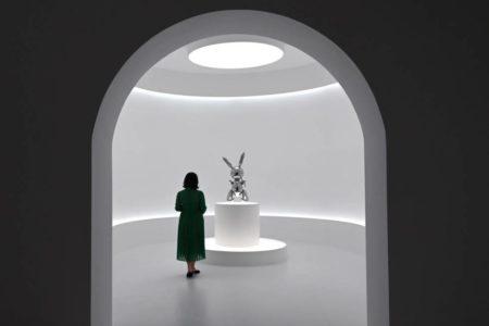 Jeff Koons, el artista del 1% más rico