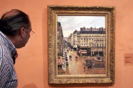 Un juez de California da la razón al Thyssen en el caso del cuadro robado por los nazis