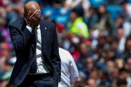 Zidane prepara una transformación línea por línea