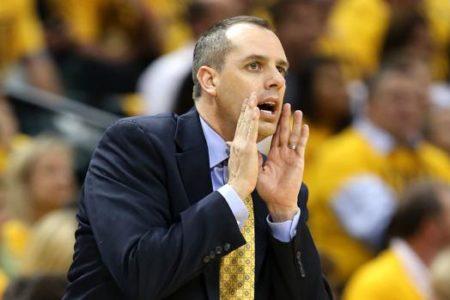Frank Vogel será el nuevo entrenador de Los Angeles Lakers