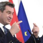 Los líderes de Austria y Baviera rechazan la estrategia de Orbán