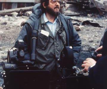 A solas con Stanley Kubrick en la cocina