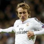 Modric, ocho pases de gol, el mejor asistente en una temporada mala