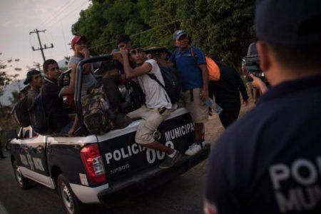 México triplica las deportaciones de migrantes centroamericanos con López Obrador