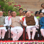 Modi apela a las minorías y a la economía al asumir su segundo mandato