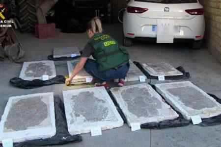 Diez detenidos y 30.000 objetos incautados en una operación contra el expolio