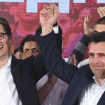 La OTAN y la UE celebran la elección del candidato proeuropeo como presidente de Macedonia del Norte