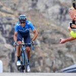 Landa y Carapaz, la pinza del Movistar para hacer daño en el Giro