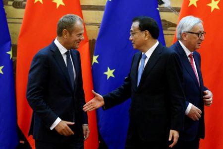 Europa se prepara para una colisión de superpotencias