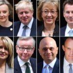 ¿Cómo se nombra al sucesor de Theresa May?