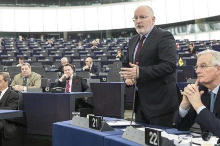 Éxitos y fracasos de cinco años de Eurocámara