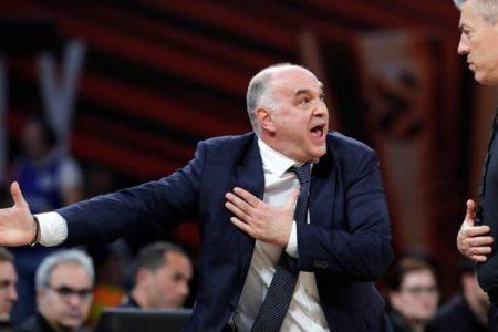 La polémica técnica a Laso que desquició al Real Madrid