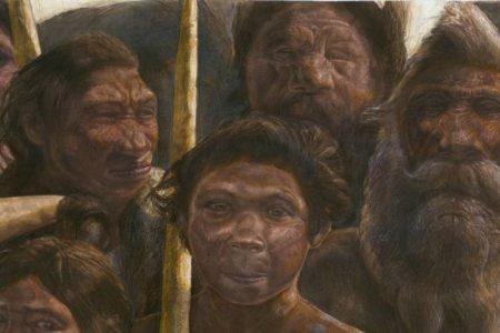Los neandertales no creían en dios
