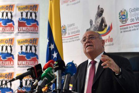 El embajador de Maduro en España dice que el Gobierno chavista está dispuesto al diálogo