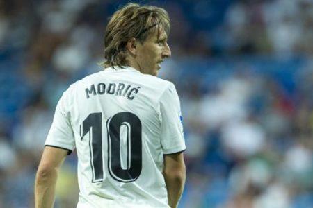 El Balón de Oro renovó a Modric