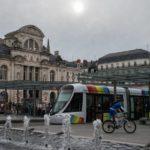 Anticiclón sobre la Francia mediana que va bien