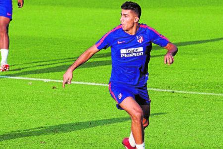 Rodri, cada vez más lejos del Atlético