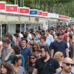 El Ayuntamiento de Madrid reduce otra vez el espacio de la Feria del Libro