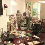 La mujer de Leopoldo López denuncia el robo de la casa del opositor venezolano