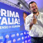 Salvini destroza a sus rivales y prepara el asalto al poder