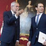 El Parlamento de Austria debatirá el lunes una moción de censura contra el canciller