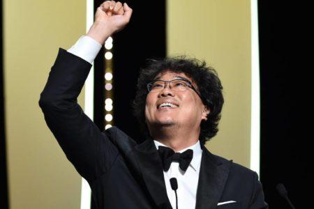 El coreano Bong Joon-ho gana la Palma de Oro del festival de Cannes con 'Parasite'