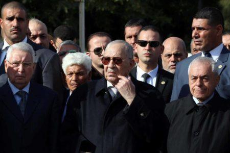 La purga de Gaid Salah choca contra la calle en Argelia