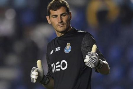 Íker Casillas se retirará del fútbol, según la prensa portuguesa