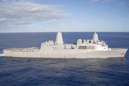 EE UU envía un buque de guerra y un sistema de defensa antiaérea a Oriente Próximo