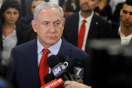 Netanyahu afronta de nuevo las urnas debilitado por la corrupción y la división política