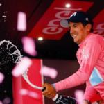 Cima gana la etapa y Carapaz sigue la vida en rosa