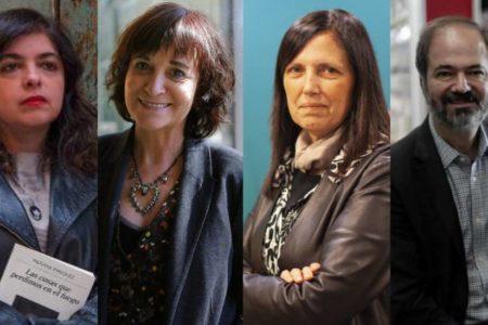 Personalidades de la literatura critican la Bienal de Novela Vargas Llosa por la escasa presencia femenina