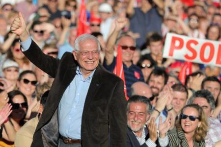 El PSOE gana las elecciones europeas en España con el 32% del voto