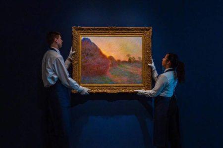El cuadro con el que Monet rompió el arte y el mercado