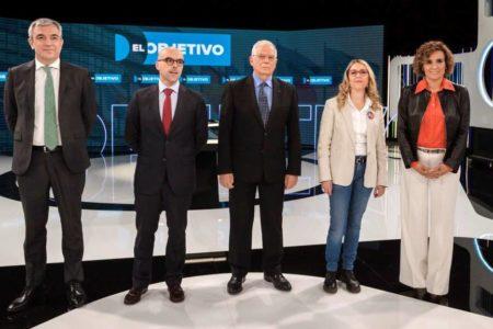 Los candidatos españoles a la Eurocámara chocan por la migración y la euroorden