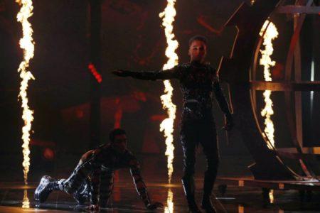 Islandia y Madonna: las dos banderas palestinas que se colaron en la final de Eurovisión