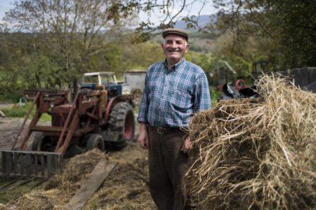 Ourense, el epicentro de la España envejecida
