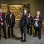 Vigilantes de las delicias del Museo del Prado