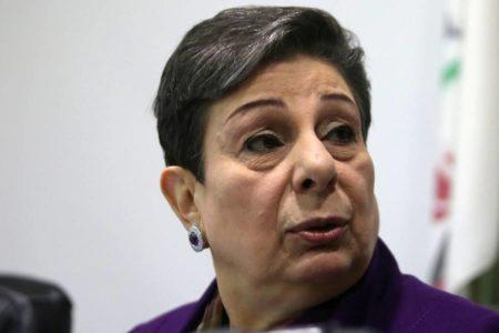 EE UU veta el paso a la dirigente palestina que surgió en la Conferencia de Madrid