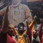 Los resultados preliminares de las elecciones indias apuntan a una clara victoria de Modi