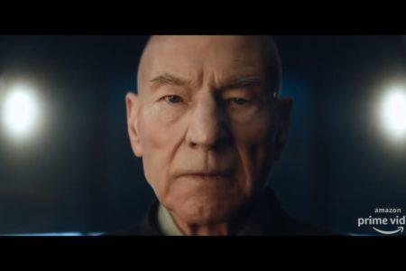 Así luce Patrick Stewart en su regreso a 'Star Trek' 17 años después