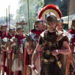 Amigos, romanos, legionarios