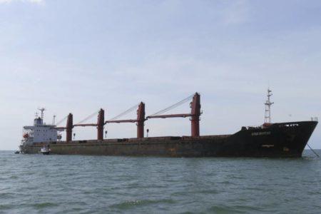 EE UU se incauta de un buque norcoreano por violar las sanciones a Pyongyang