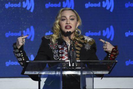 La actuación de Madonna en Eurovisión, en el aire